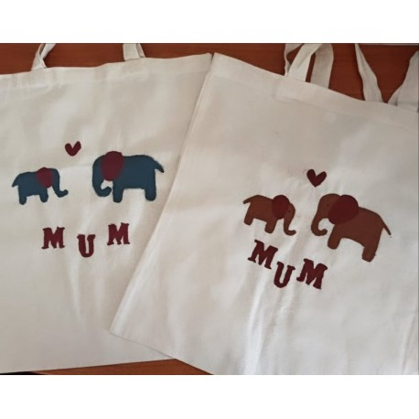 Shopper Mum